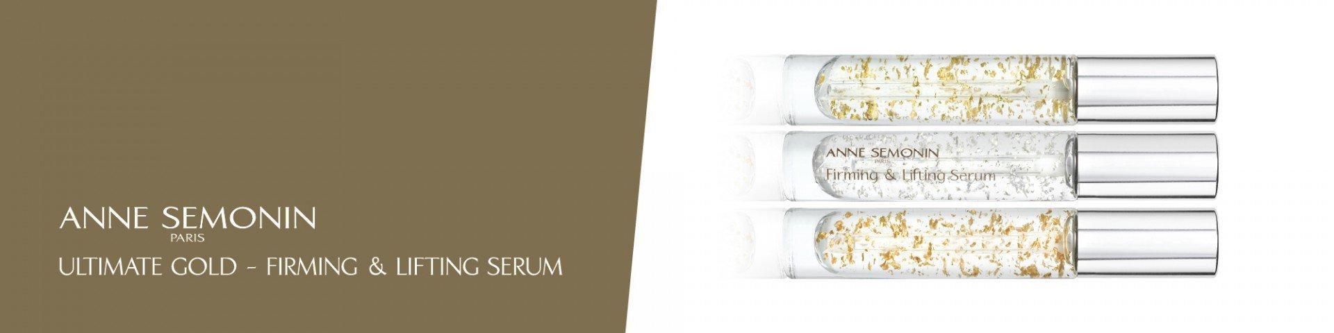 Firming & Lifting Serum Gold с 1.09