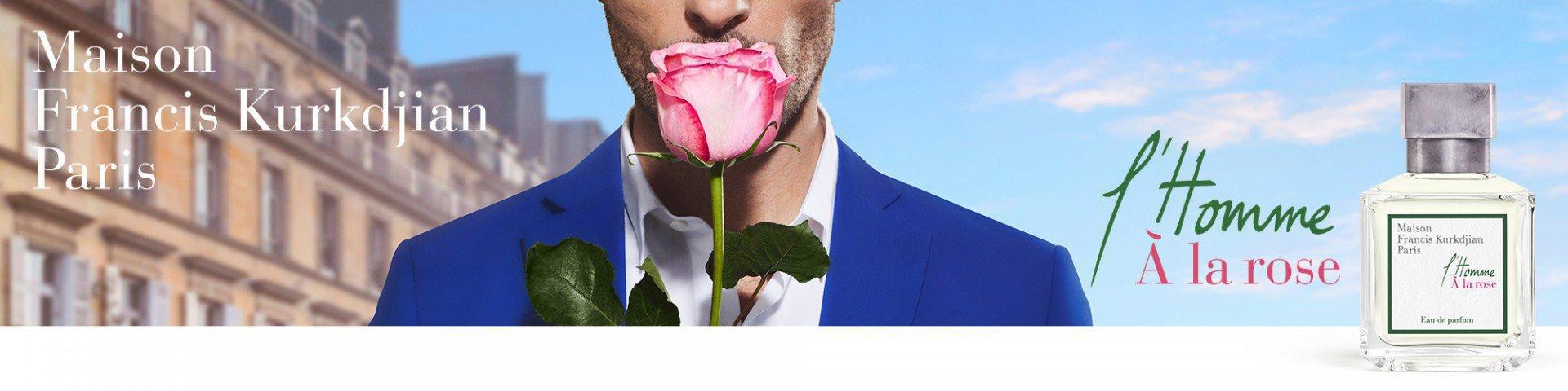 Maison Francis Kurkdjian L'Homme A la rose