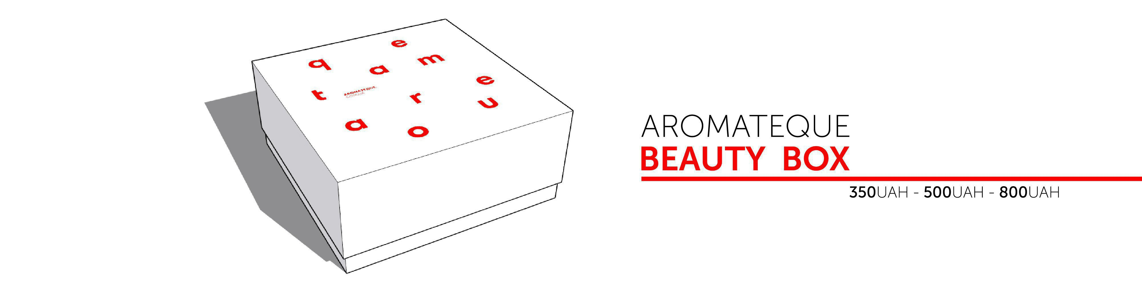 Beauty-Box from Aromateque