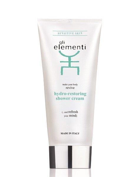 Gli Elementi - Крем для душа Hydro-restoring Shower Cream 02031GE