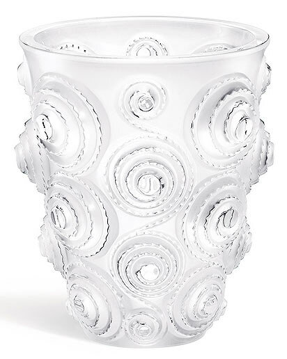 Lalique - Ваза Spirales Vase small 10307000L