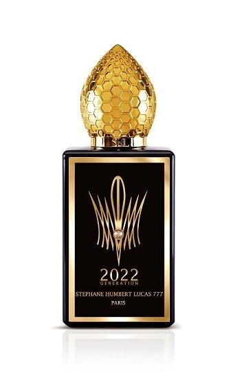 Stephane Humbert Lucas Paris - Парфюмированная вода 2022 Generation Black 777GB50
