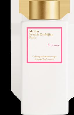 Maison Francis Kurkdjian - Крем для тела À la rose Scented body cream 9020802