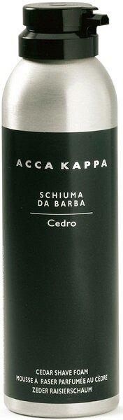 Acca Kappa - Пена для бритья Cedar Shave Foam 853303A-COMB