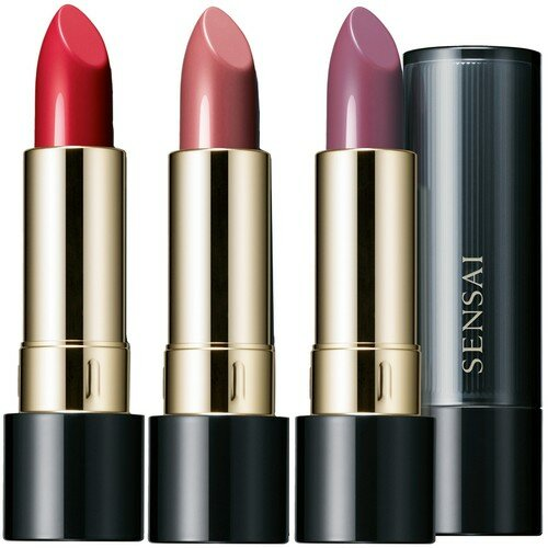 SENSAI - Кремовая помада Rouge Vibrant Cream Colour 10009-COMB