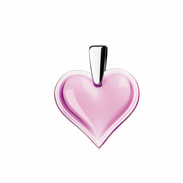 Lalique - Кулон Amoureuse Beaucoup pendant 6653000L