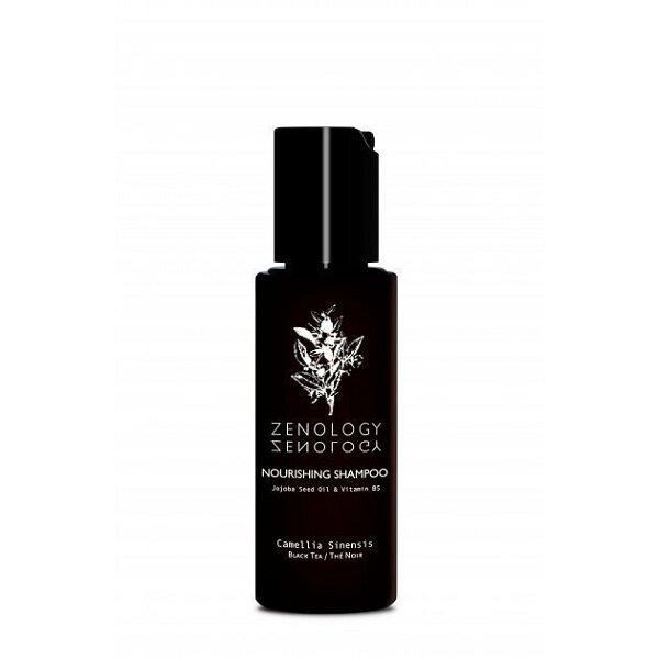 ZENOLOGY - Питательный шампунь Nourishing Shampoo Black Tea 8718868300300TK