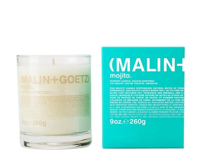 Malin+Goetz - Свеча Mojito Candle CM-600-09