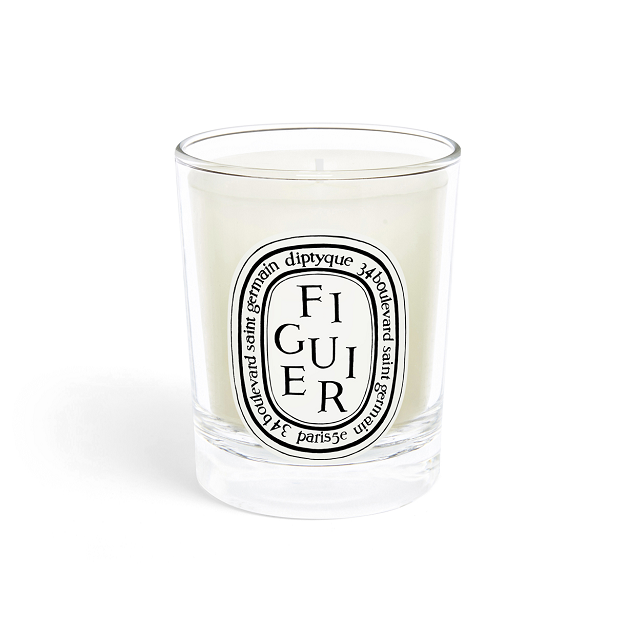 Diptyque - Мини-свеча Scented Candle Figuier FI70V