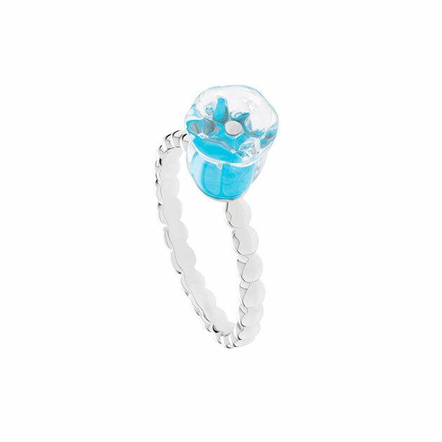 Lalique - Кольцо Muguet ring 10391000L