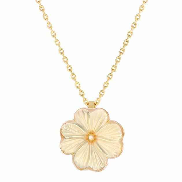 Lalique - Кулон Pensee pendant 10390700L