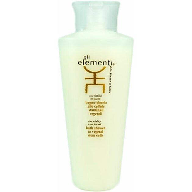 Gli Elementi - Пена для ванны Shower Bath With Vegetable Stem Cells 02050GE