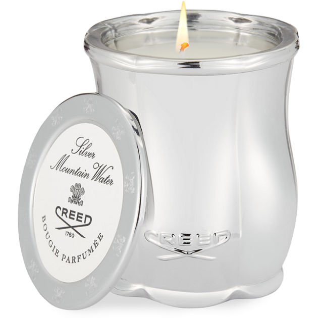 Creed - Свеча Silver Mountain Water Candle 1320035