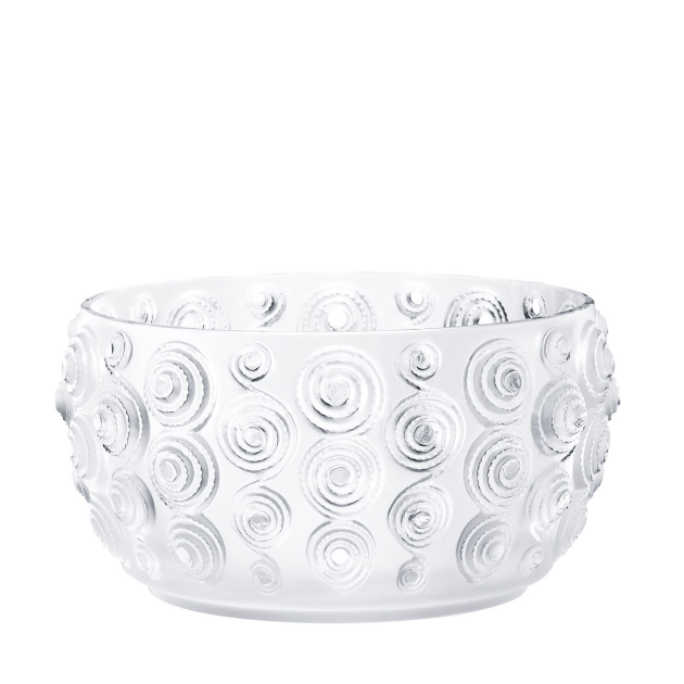 Lalique - Блюдо Lalique Spiral Medium Bowl 10306800L