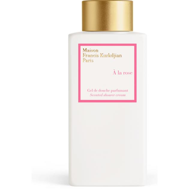 Maison Francis Kurkdjian - Крем для душа À la rose Scented shower cream 9010802