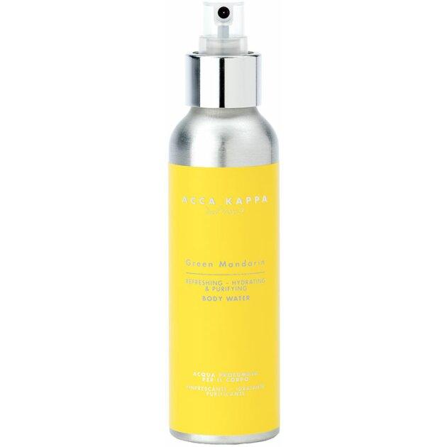 Acca Kappa - Ароматизированная вода для тела Green Mandarin Body Water 853429A