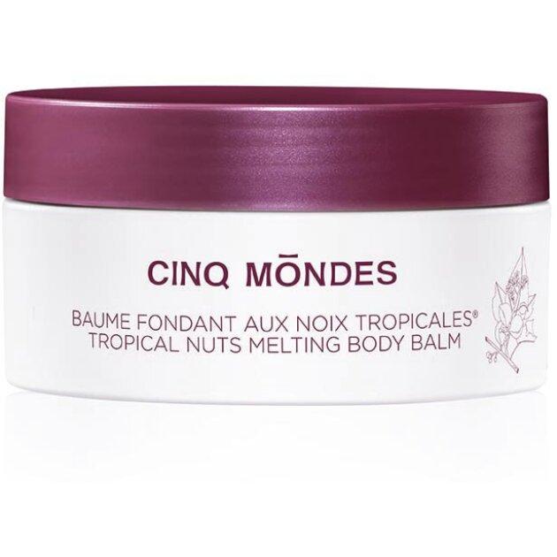 Cinq Mondes - Бальзам для тела Tropical Nuts Melting Body Balm 70015-COMB