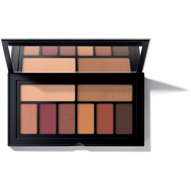 Smashbox - Палетка теней Mini Eye Shadow Palette C339010000