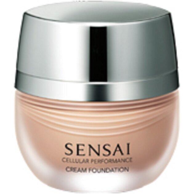 SENSAI - Крем тональный для лица Cream Foundation 10008-COMB