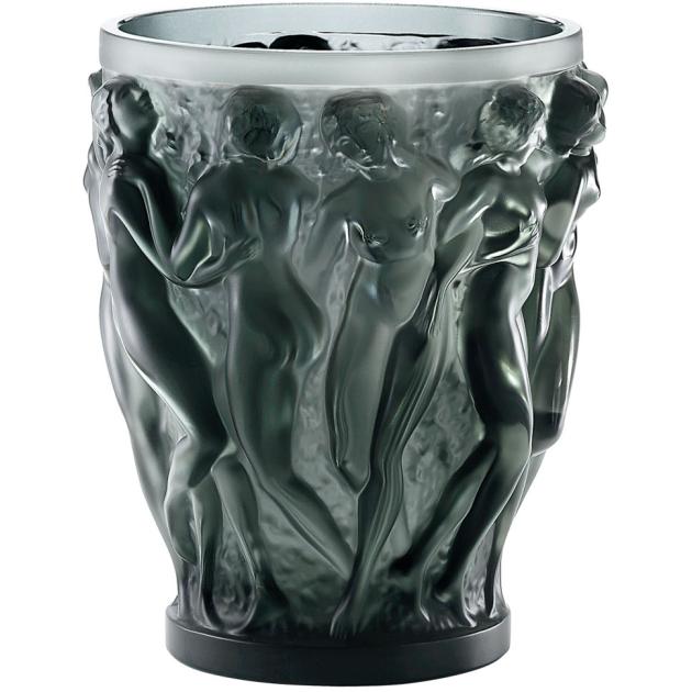 Lalique - Ваза Bacchantes Grey 10065800l