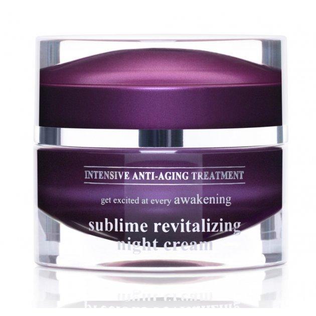 Sublime Revitalizing Night Cream