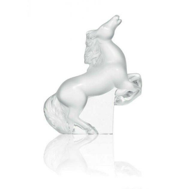 Lalique - Фигура Rearing Kazak Horse 1206500L