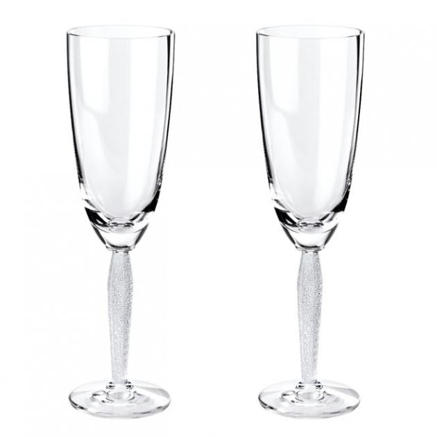 Coffret de 2 Flutes a Champagne