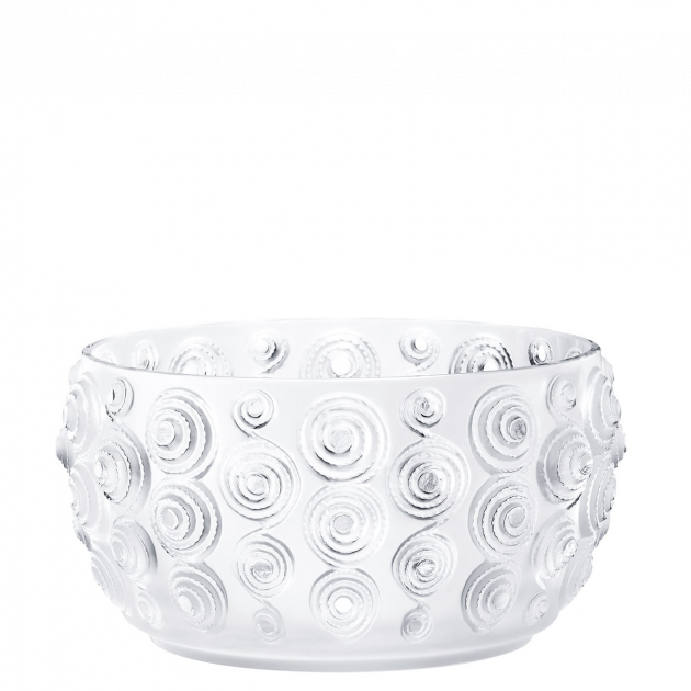 Lalique Spiral Medium Bowl