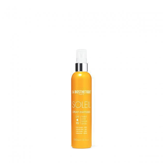 Spray Invisible SPF 6