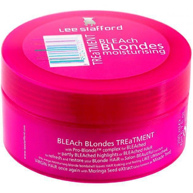 BLEAch BLondes TREaTMENT