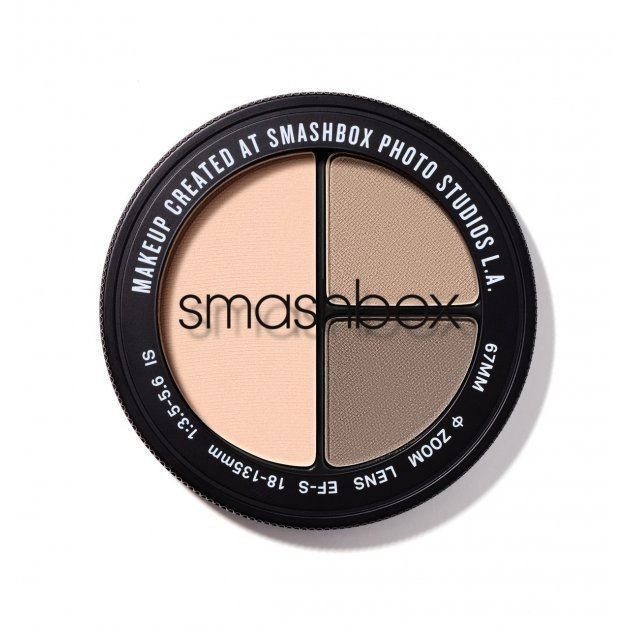 Photo Edit Eye Shadow Trio Nudie Pic, Fair