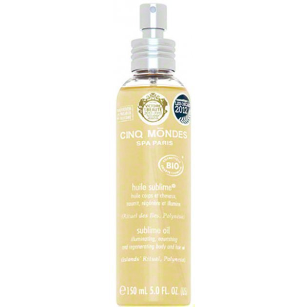 Sublime Body & Hair Oil