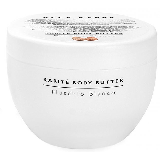 White Moss Body Butter