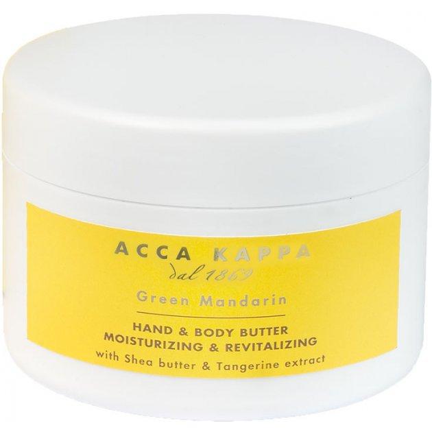 Green Mandarin Body and Hand Butter