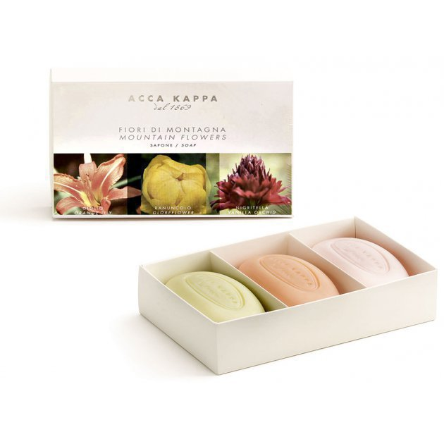 MOUNTAIN FLOWERS Gift Set