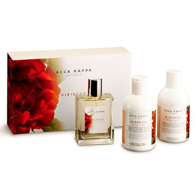 Hibiscus Gift Set