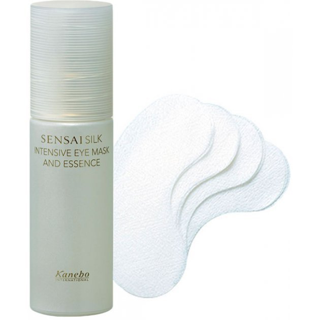 Intensive eye mask and essence