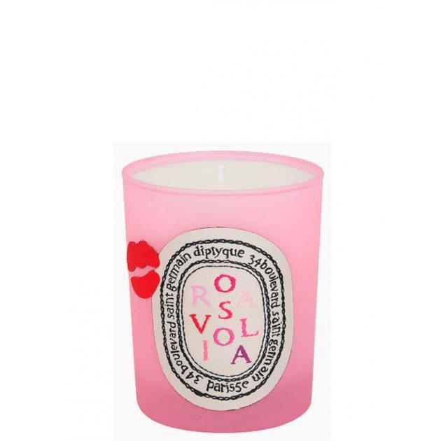 Candle Rosaviola Olympia Le-Tan Edition