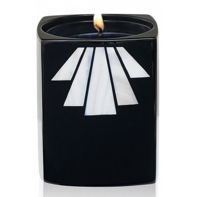 Scented candle Noir Ottoman