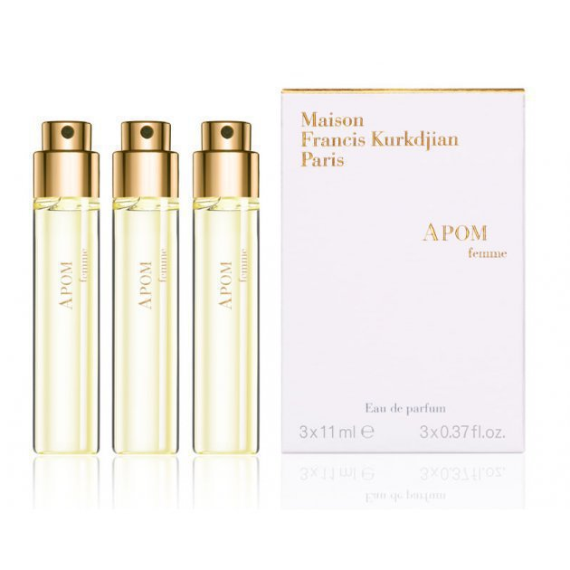 APOM femme travel spray refill