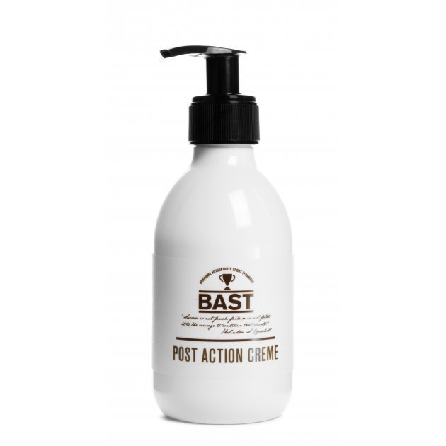 Post action cream