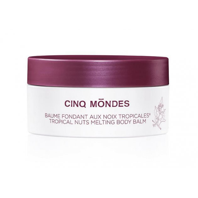Tropical Nuts Melting Body Balm
