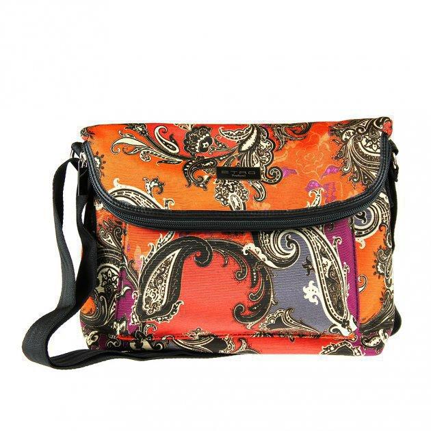 Shoulder Bag with Big Pocket