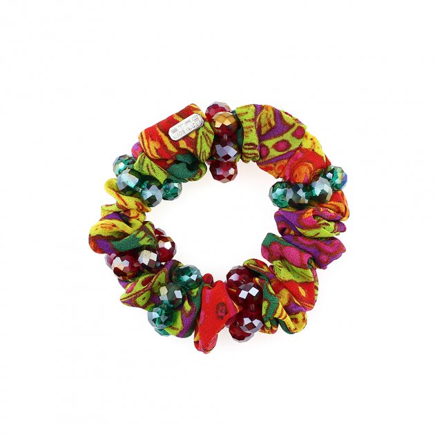 Elastic With Beads