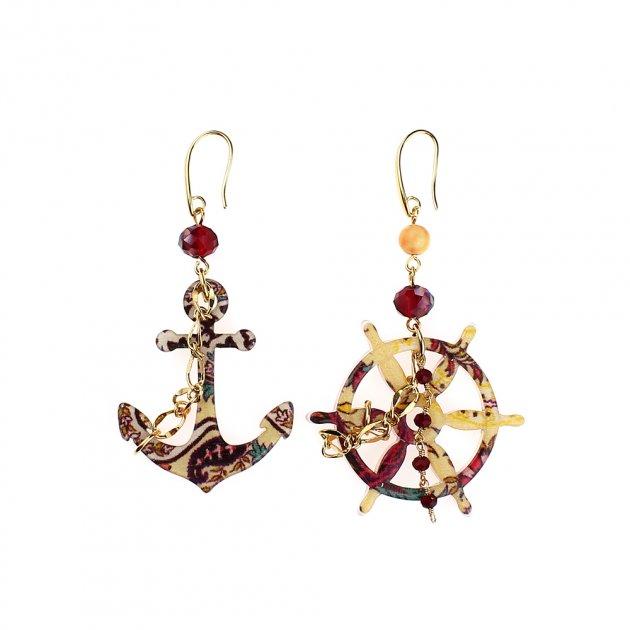 Sailor Earring