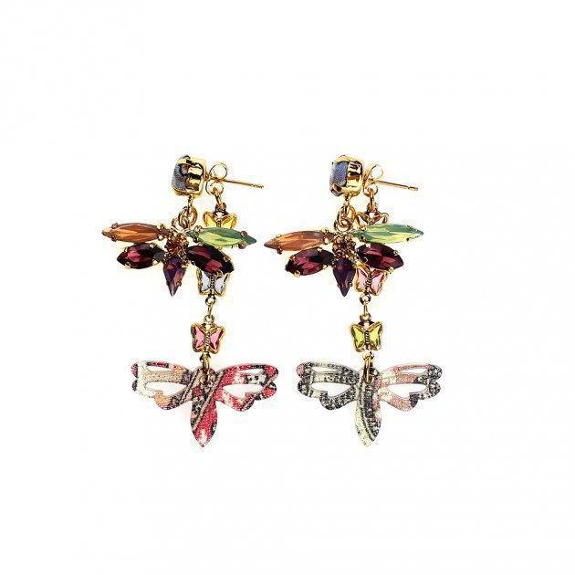 Earring Dragonfly