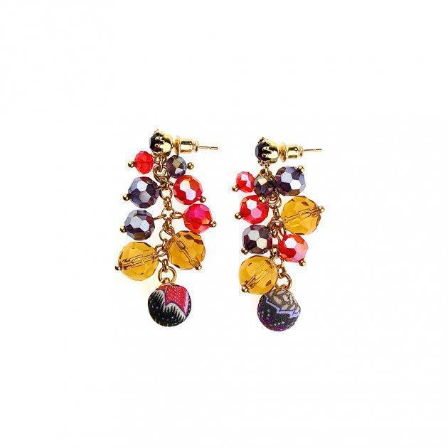 Mini-Boules Earring