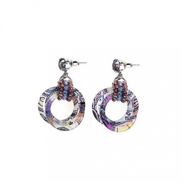 Earring With Circles