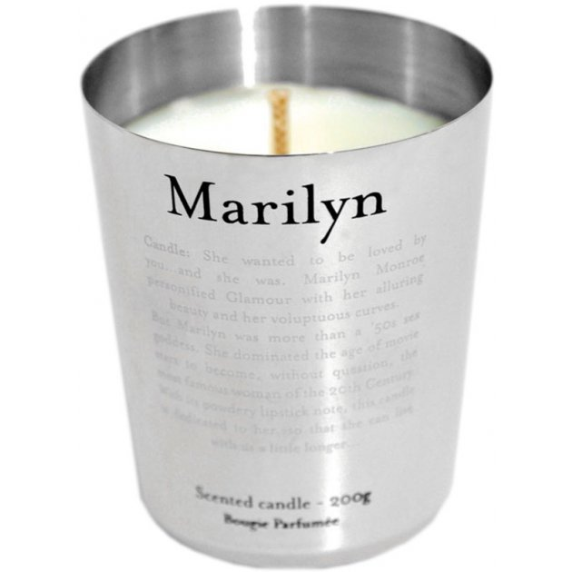 Marylin Candle