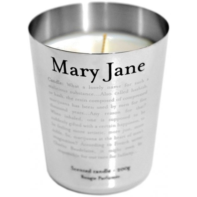 Mary Jane Candle